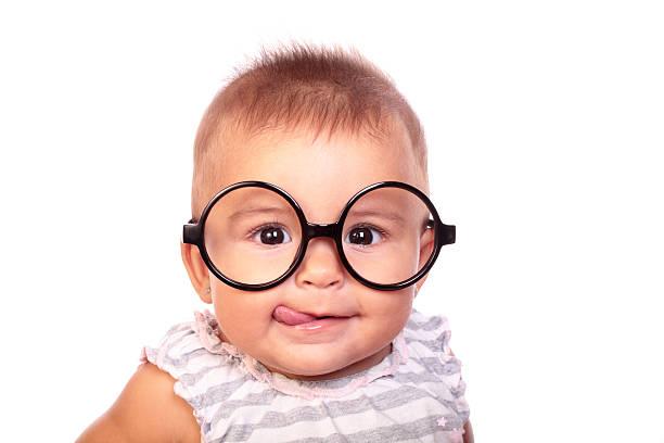 Wat ziet een baby?