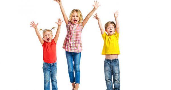 Gezin Met 3 Kinderen Is Het Nieuwe 2 Buskruit Met