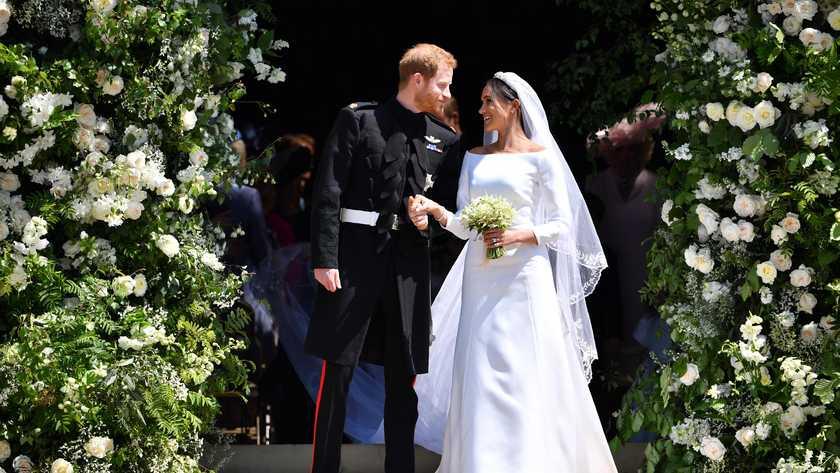 Baby voor prins Harry en Meghan?