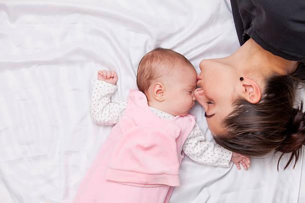 70% van de baby's slaapt bij ouders in bed